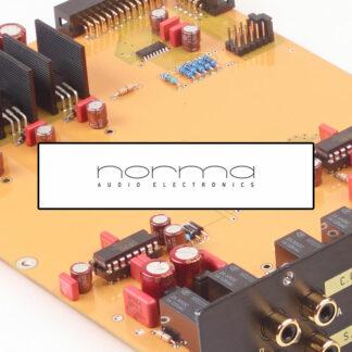 Norma Audio laajennukset