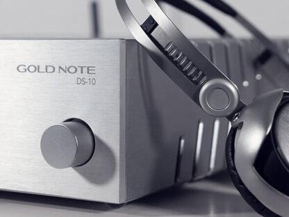 Gold Note DS-10 -verkkosoitin -kuulokevahvistin -esivahvistin