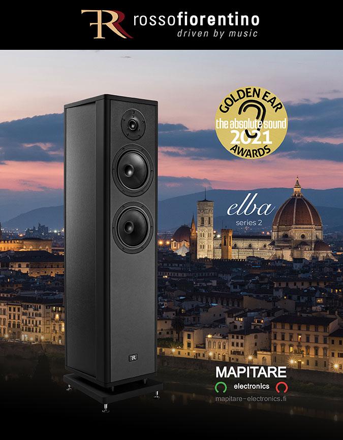 Rosso Fiorentino Elba2 Golden Ear